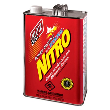 Klotz Nitro Power Additive  Gal  P N Kl 640