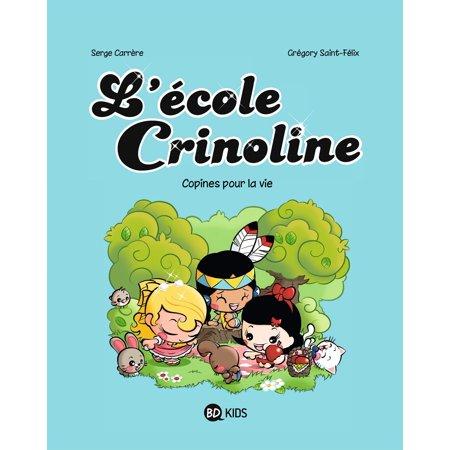 L'école Crinoline, T02 - eBook