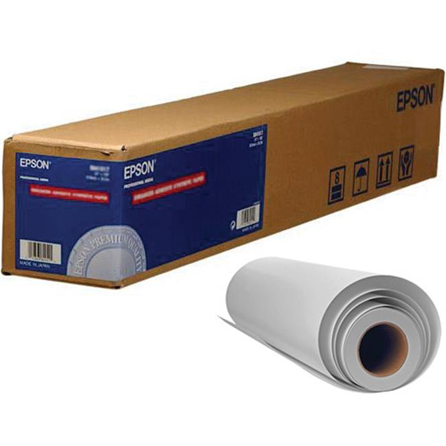 Epson America S045243 Exhibition Canvas Gloss, 24'' x 40 ft. Roll
