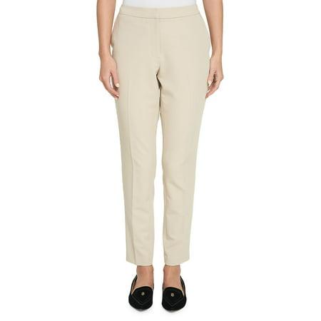 Tailored Crop Pants