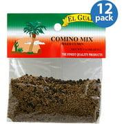 El Guapo Comino Mix, 0.5 Oz, (pack Of 12