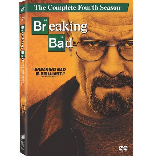 Breaking Bad: The Complete Fourth Season (Anamorphic Widescreen)
