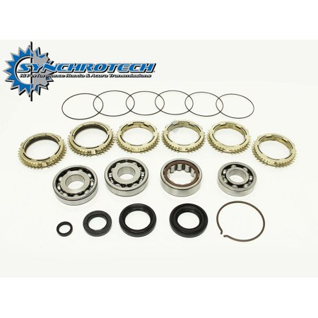 Synchrotech Carbon Rebuild Kit Acura RSX Type S 02-04 BSK-SYN118