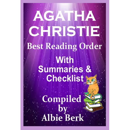 Agatha Christie: Best Reading Order for All Novels and Short Stories With Summaries & Checklist -