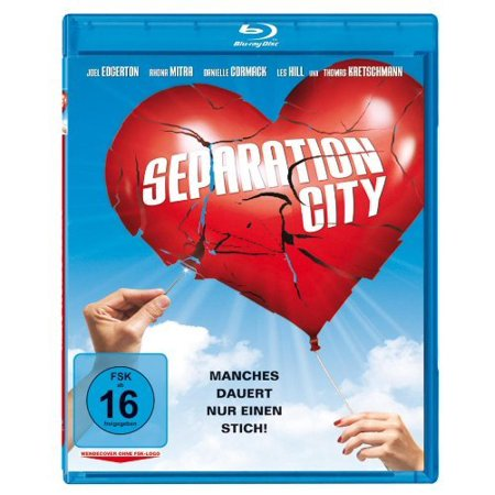Separation City (2009) ( The Truth About Men ) [ Blu-Ray, Reg.A/B/C Import - Germany ]