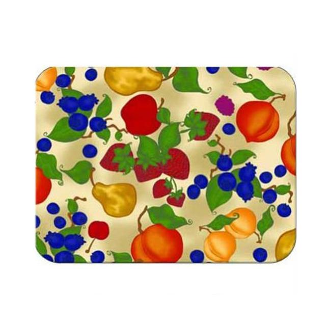 McGowan TT00442 Tuftop Fruit Collage Cutting Board- Medium