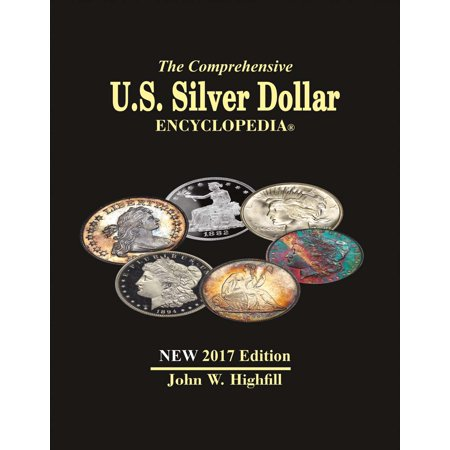 Dollar Tree Halloween 2017 (The Comprehensive U.S. Silver Dollar Encyclopedia Vol. 2 :)