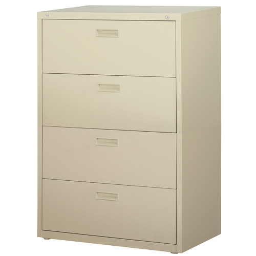 commclad 4drawer lateral file