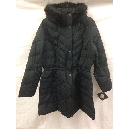 c183118787545 Ava   Viv - Ava   Viv Plus Size Hooded Winter Coat
