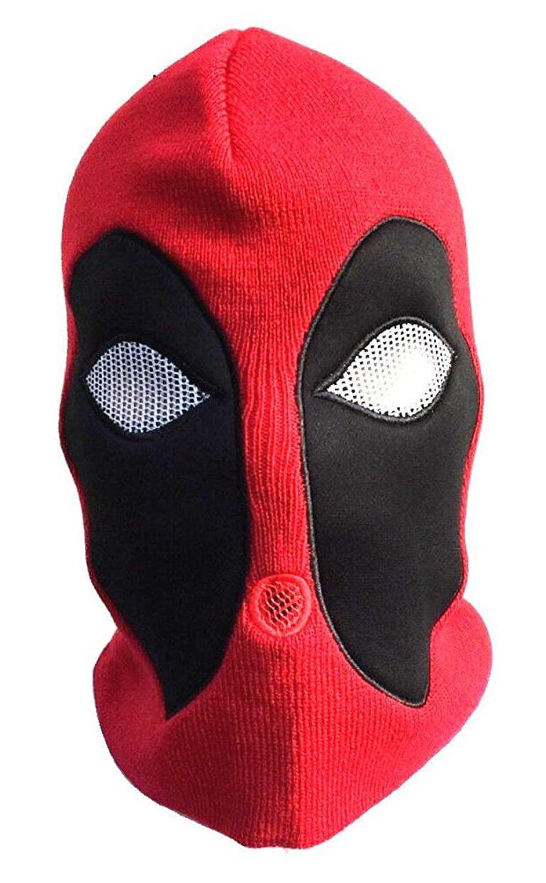 Deadpool Ski Mask Beanie Walmart