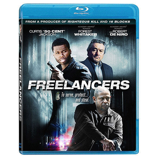 Freelancers (Blu-ray) (With INSTAWATCH) (Widescreen)