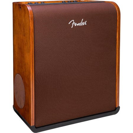 Fender Acoustic SFX 160W Acoustic Guitar Amplifier with Hand-Rubbed Walnut Finish -