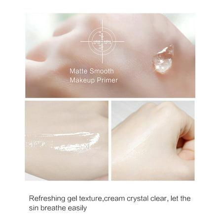 Natural Blur Primer Soft Smooth Gel Textures Long Lasting Foundation (Best Face Primer For Long Lasting Makeup)
