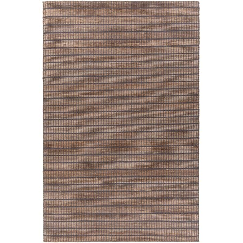 Chandra Rugs ABA375-79106 Abacus 8' x 11' Rectangle Natural Fibers Contemporary