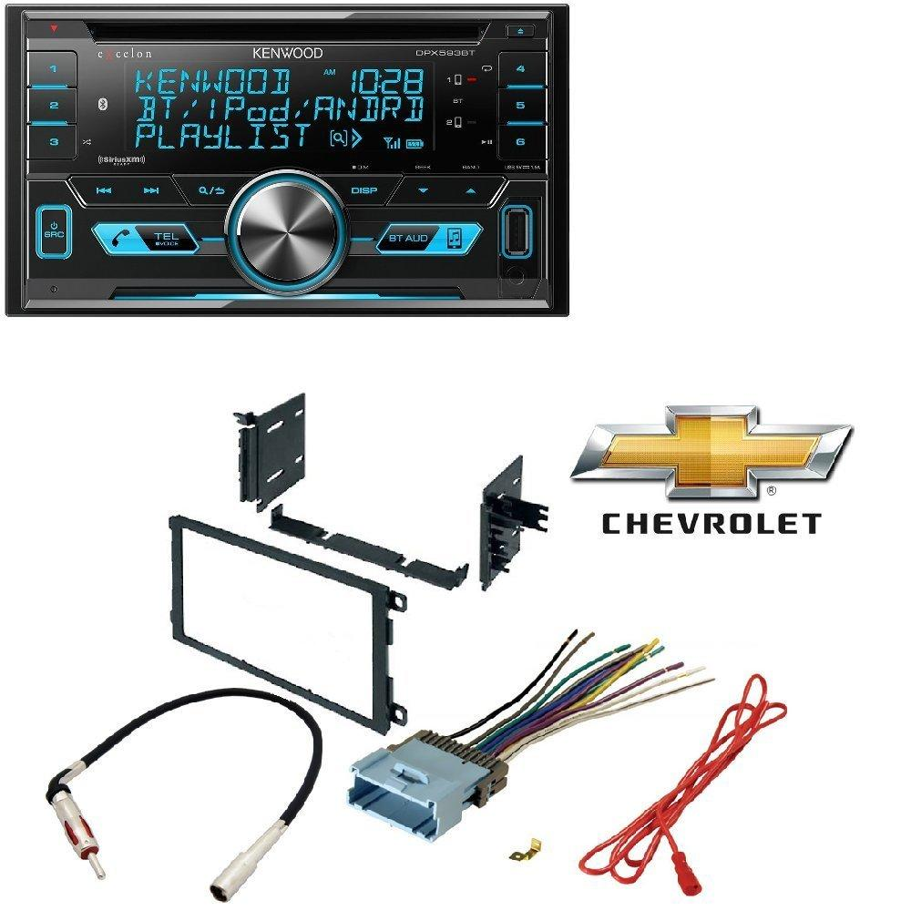 Sirius At Gadget Nook American International Wiring Harness Kenwood Excelon Dpx593bt Cd Receiver Bluetooth Xm Car Radio Stereo Player Dash Install Mounting