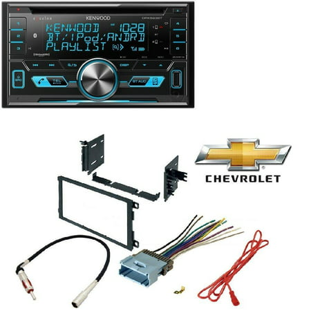 Kenwood Excelon Dpx593bt Cd Receiver Bluetooth Sirius Xm Car Radio