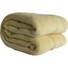 "Fleece Blanket Beige Small Plush Throw Blankets for Couch Flannel Soft Lightweight Microfiber Travel 50"" X 60"" (Beige)"