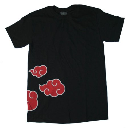 Naruto Shippuden T-Shirt - Anti-Leaf Clouds