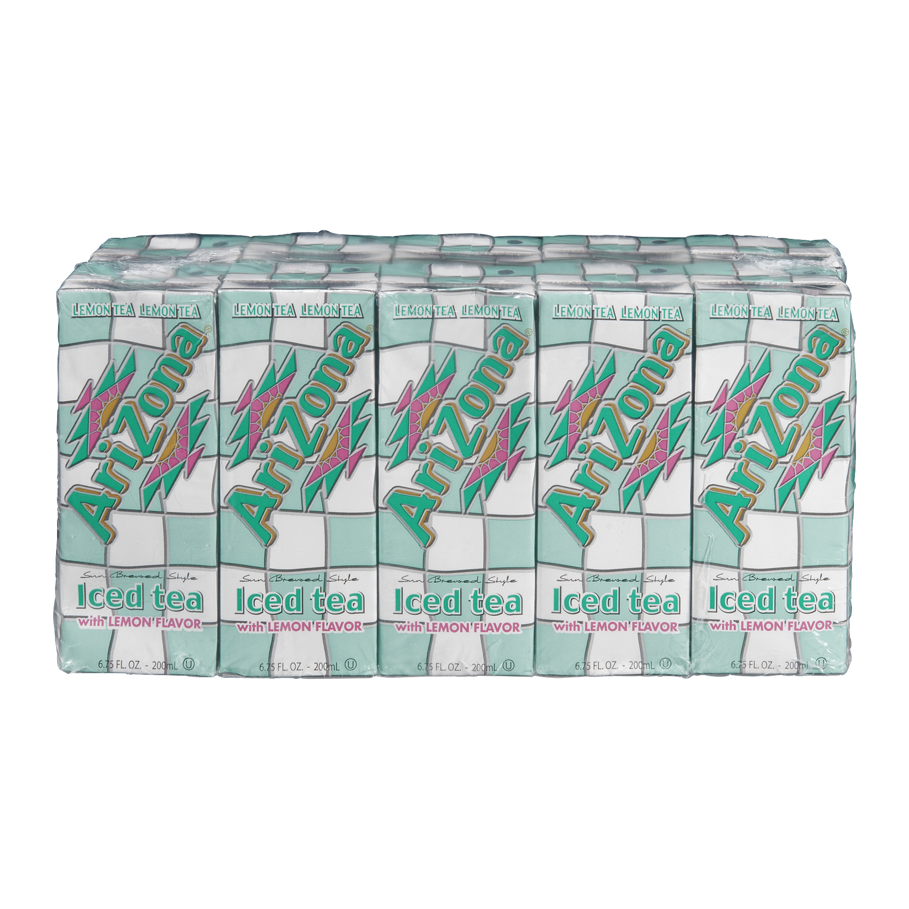 Arizona Iced Tea with Lemon Flavor - 10 CT6.75 FL OZ