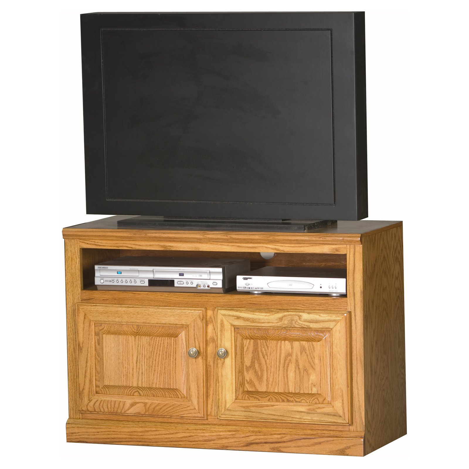 Eagle Furniture Classic Oak Customizable 39 in. TV Stand