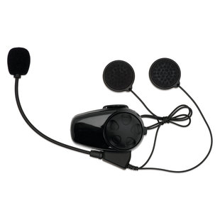 SENA SMH10 Bluetooth 3.0 Single Pack Bell Mag-9/Qualifier DLX Headset and Intercom