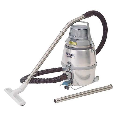 "14"" Cleanroom Dry Vacuum, Nilfisk, 01790150"