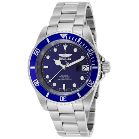Invicta Men's Pro Diver Watch Malaysia Movement Mineral Crystal 8927