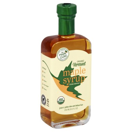 The Maple Guild Organic Syrup - Vermont Maple - Case of 6 - 250