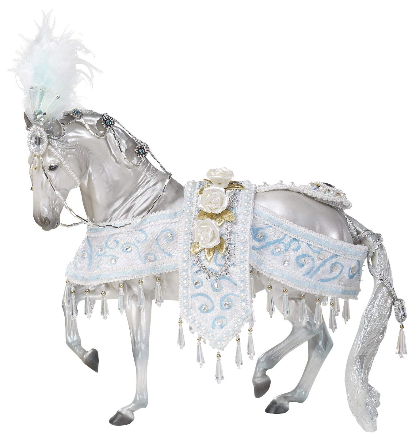 Celestine 2018 Holiday Christmas Collectible Horse