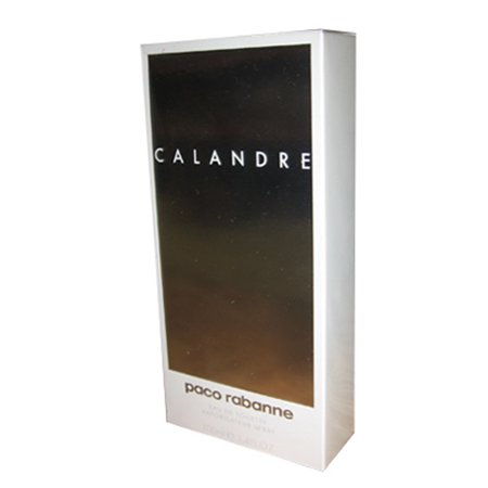 Paco Rabanne Calandre Eau de Toilette for Women, 3.3 oz