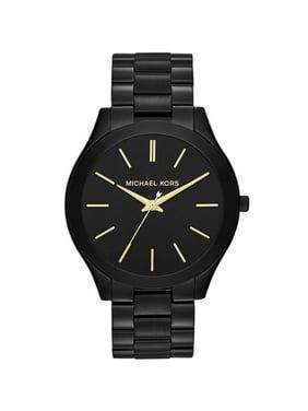 0f3f756395fb Product Image Women s Classic Black-Tone Stainless Steel Bracelet Watch. Michael  Kors