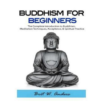 Buddhism For Beginners  The Complete Introduction To Buddhism  Meditation Techniques  Acceptance    Spiritual Practice