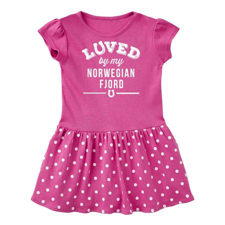 Norwegian Fjord Horse Lover Gift Idea Infant Dress](Toga Dress Ideas)