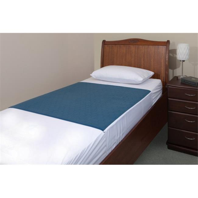 Conni CCD-085095-25-1TB Mate Bed Pad - Teal Blue
