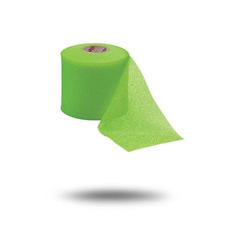 - Mueller MWrap Foam PreTaping Sports Fitness Underwrap Skin Protection Lime Green
