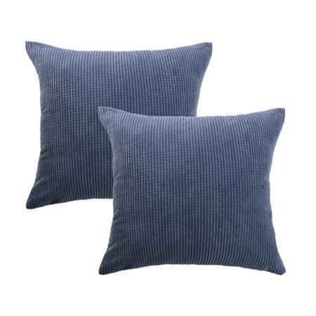 Cushion Covers Stripe Decoration Throw Pillow Case 26 X 26