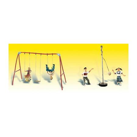 A1943 Playground Fun HO - Playground Kit