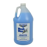 Wash Wax ALL 1 Gallon. Wet or Waterless Car Wash Wax. Aircraft Quality Wash Wax for your Car RV & Boat