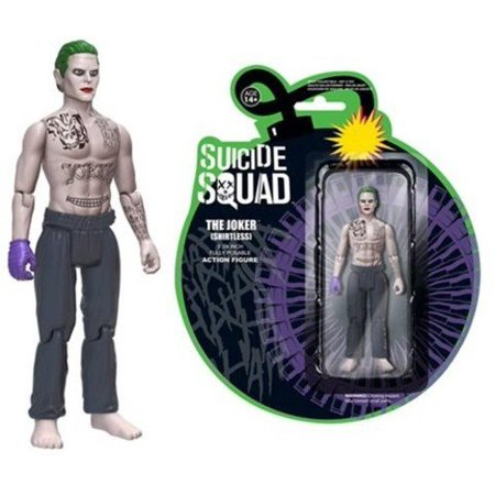 Suicide Squad Shirtless Joker 3 3/4-Inch Action