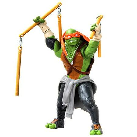 Teenage Mutant Ninja Turtle Movie Deluxe Michelangelo - Michelangelo For Kids