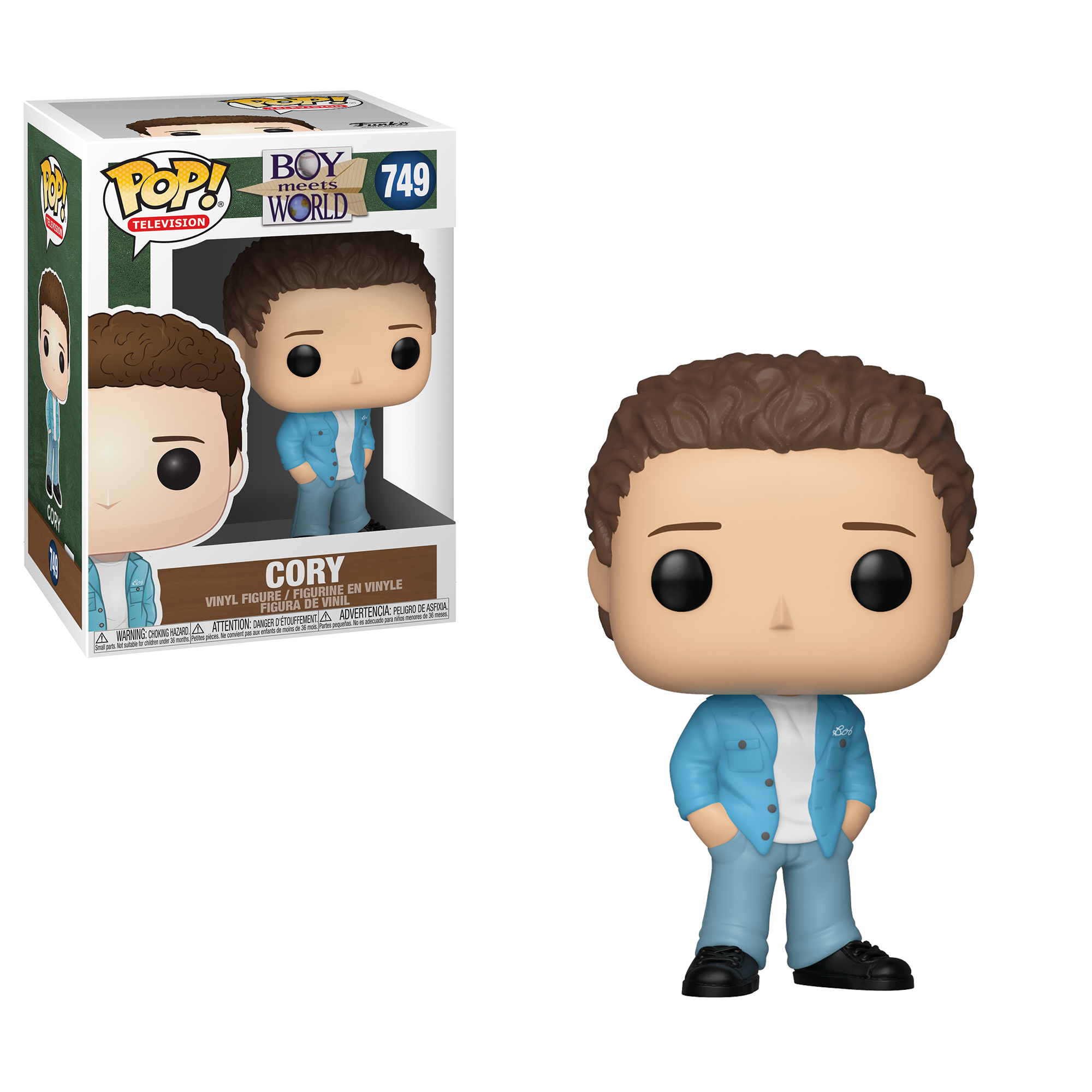 Funko POP! TV: Boy Meets World - Cory