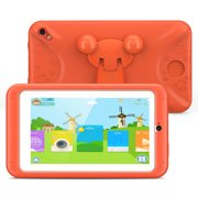 Kids Tablet - 7 Inch Android 6.0 with 1GB RAM 8GB ROM Dual Camera WiFi USB Kids Software Edition Kids Tablet PC ,1024x600 IPS HD Display With Protective Case