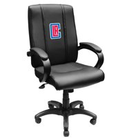 Los Angeles Clippers NBA Office Chair 1000 with Secondary Logo Panel
