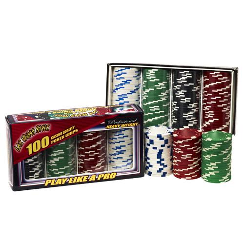Las Vegas Style Ace   Jack Poker Chip by Las Vegas Style