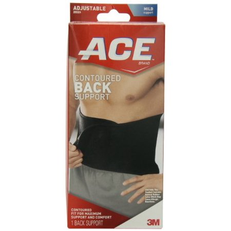 ACE Contoured Back Support - image 1 of 1