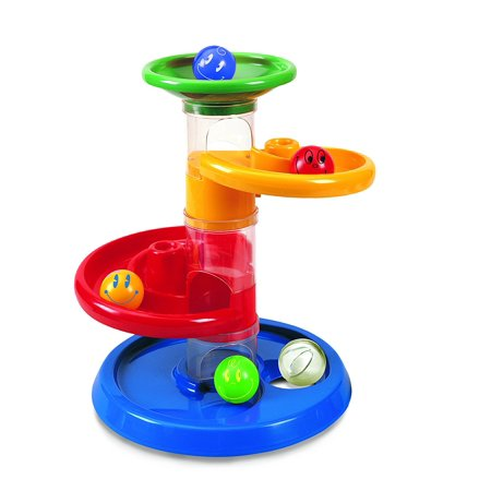 Rollipop Starter Ball Drop Set, Winner of the Oppenheim Toy Portfolio, Best Toy Award By Edushape Ship from - Award Oppenheim Toy Portfolio