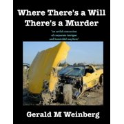Where There's a Will There's a Murder - eBook