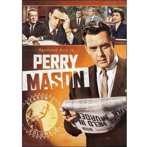 Perry Mason: The First Season, Volume Two (Full Frame)