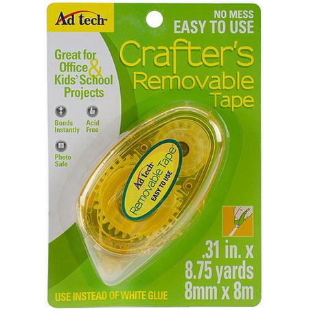 Repositionable Tape Runner (AdTech Crafter's Tape 0.31