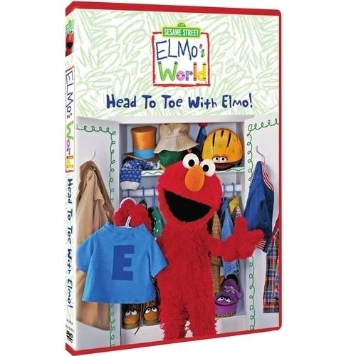 Sesame Street: Elmo's World - Head To Toe With Elmo! (Full Frame)